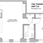 The Townhouse - E Unit