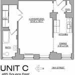 The Townhouse - C Unit